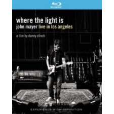 Where The Light Is: John Mayer Live In Los Angeles (Blu-ray) rock / pop