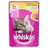 Whiskas teljes értékű állateledel felnőtt macskák számára csirkehússal aszpikban 100 g