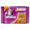 Whiskas -WHISKAS ALUTASAKOS 100G 4-PACK JUNIOR BONUS