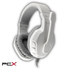 WHITE SHARK hs-1641w panther fehér headset