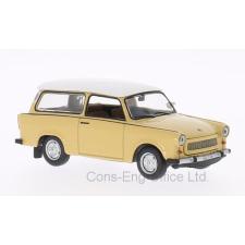 WhiteBox Trabant 601 kombi (1965) autómodell autópálya és játékautó