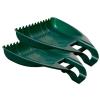 WHITEFURZE Kerti lombgyűjtő, két részes, , zöld