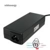 Whitenergy 20V/3.25A 65W hálózati tápegység 7.9x5.5mm + tűs IBM csatlakozó