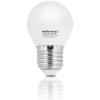 Whitenergy   E27   8 SMD2835   7W   230V   meleg fehér   G45 gömb LED izzó
