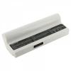 Whitenergy HC Asus EEE PC 901 7,4V Li-Ion 6600mAh fehér akkumulátor