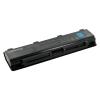 Whitenergy Toshiba PA5024U-1BRS 11.1V Li-Ion 4400mAh fekete akkumulátor