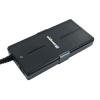 Whitenergy Univerzális notebook AC tápegység 90W, 8 csatlakozó, USB, Super Slim