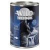 Wild Freedom 6x400g Wild Freedom Adult nedves macskatáp - Cold River - lazac & csirke