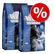 Wild Freedom macska szárazeledel gazdaságos csomag (3x2kg) - Green Lands - bárány macskaeledel