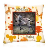Wild Zone Baby díszpárna (zebra)