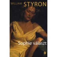 William Styron SOPHIE VÁLASZT regény