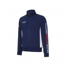 Williams Martini Racing pulóver Full Zip blue 2016 - L