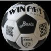 WINART Bőr focilabda, 4-s méret WINART BASIC