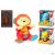Winfun bábu világító y hangszóró típus gyerek