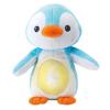 Winfun Pingvin zenélő-altató plüss bébijáték