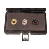Winmax Tools vezérműtengely állító dugókulcs készlet - VAG - benzines, 3 db-os