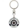 Winnipeg Jets kulcstartó Spinner Keychain