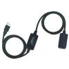WIRETEK VE594 USB2.0 A-A 10m aktív