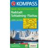 WK 31 - Radstadt-Schladming turistatérkép - KOMPASS