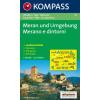 Wk 53 - Meran és környéke turistatérkép - KOMPASS