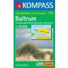 WK 730 - Baltrum turistatérkép - KOMPASS