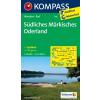WK 746 - Südliches Märkisches Oderland turistatérkép - KOMPASS