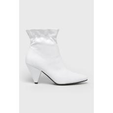 Wojas - Magasszárú cipő - fehér - 1481879-fehér