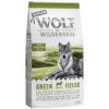 Wolf of Wilderness 2x12kg Wolf of Wilderness Senior 'Green Fields' - bárány száraz kutyatáp