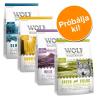 Wolf of Wilderness 2x1kg Wolf of Wilderness vegyes száraztáp próbacsomag kutyáknak - mix, 2 fajta: vad, vaddisznó