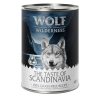 Wolf of Wilderness 6x400g Wolf of Wilderness