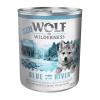 Wolf of Wilderness Little Wolf of Wilderness 6 x 800 g - Wild Hills Junior - kacsa & borjú