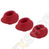 Womanizer Premium S - piros - 3 darabos pótszívóharang szett