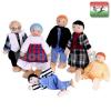 Woody Fa figurák babaházhoz WOODY 90620