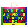 Woodyland Mágnestábla színes betűkkel