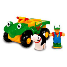 WOW Benny, a farmer quad - WOW Toys WOW10316_32671 wow