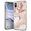 Wozinsky Marble TPU tok Samsung Galaxy A31 rózsaszín telefontok