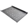WP Fixed Shelf For RNA Series depth 600, Black RAL 9005, (depth 350 mm)