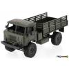 wPL -GAZ 66 4WD 1:16 távirányítós teherautó (zöld)