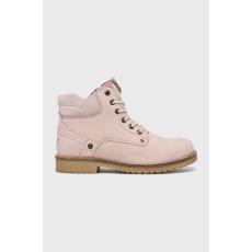 Wrangler - Magasszárú cipő Yuma Lady - fukszia - 1469405-fukszia