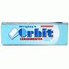Wrigleys Orbit cukormentes rágógumi 14 g peppermint