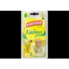 WUNDERBAUM Fakupakos illatosító Citrom 4,5ml illatosító, légfrissítő