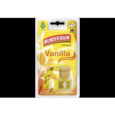 WUNDERBAUM Fakupakos illatosító Vanília 4,5ml illatosító, légfrissítő