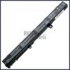 X451 X551 X451C X451CA X551C X551CA series A41N1308 2200mAh 3 cella fekete utángyártott
