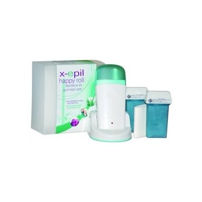 X-EPIL Happy Roll gyantázószett - Szőrtelenítés  árak ... 6113e35377