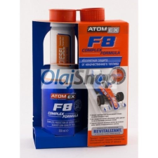 XADO ATOMEX F8 Complex Formula Diesel (250 ml) tisztítószer