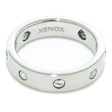 Xenox Nőigyűrű Xenox X1479 Ezüst színű 14 gyűrű
