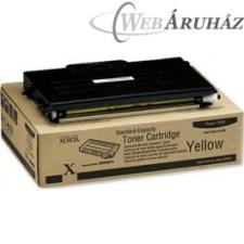 Xerox Phaser 6100 [106R678] Y 2k toner (eredeti, új) nyomtatópatron & toner