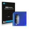 Xiaomi 6db-os Savvies SU75 kristálytiszta kijelzőfólia, Xiaomi Mi A3 típusú telefonhoz (kamera védő)