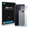 Xiaomi 6db-os Savvies SU75 kristálytiszta kijelzőfólia, Xiaomi Mi Mix 3 típusú telefonhoz (hátsó)