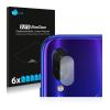 Xiaomi 6db-os Savvies SU75 kristálytiszta kijelzőfólia, Xiaomi Redmi Note 7 Pro típusú telefonhoz (kamera védő)